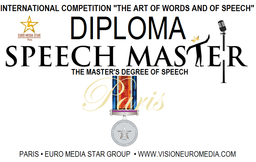 """Международный Конкурс """"Искусство слова и культура речи"""", International competition """"The art of words and of speech"""""""