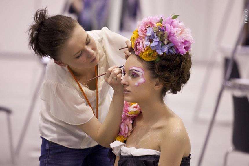 Международный конкурс по парикмахерскому искусству, нейл-дизайну и декоративной косметике